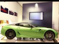 Ferrari 599 GTB HY-KERS Concept 2010 poster