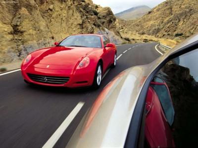 Ferrari 612 Scaglietti 2004 poster #564557