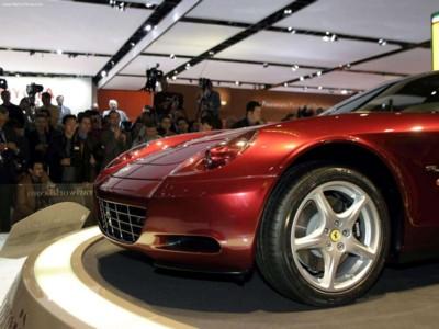 Ferrari 612 Scaglietti 2004 poster #564599