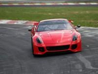 Ferrari 599XX 2010 poster