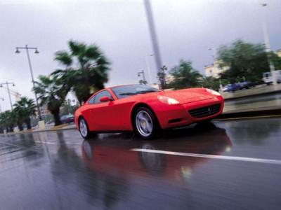 Ferrari 612 Scaglietti 2004 poster #564660