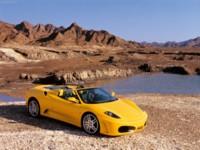 Ferrari F430 Spider 2005 poster