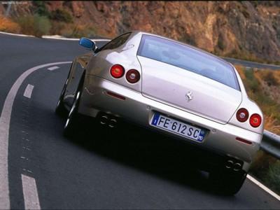 Ferrari 612 Scaglietti 2004 poster #564757