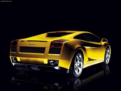 Lamborghini Gallardo 2003 Poster 565826 Printcarposter Com