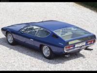 Lamborghini Espada 1968 poster
