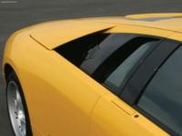 Lamborghini Murcielago 2002 poster