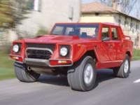 Lamborghini LM 1986 poster