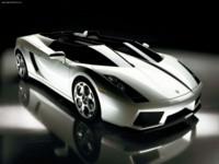 Lamborghini Concept S 2005 poster