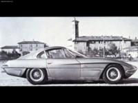 Lamborghini 350 GTV 1963 poster