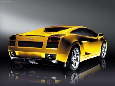 Lamborghini Gallardo 2003 Poster 565916 Printcarposter Com