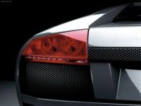 Lamborghini Murcielago LP640 2006 poster