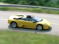 Lamborghini Murcielago Roadster 2004 poster
