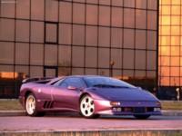 Lamborghini Diablo SE 1994 poster