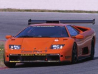 Lamborghini Diablo GTR 1999 poster