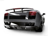 Lamborghini Gallardo Superleggera 2008 poster