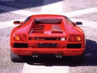 Lamborghini Diablo VT 1993 poster