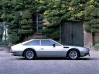 Lamborghini Jarama 1973 poster