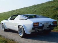 Lamborghini Silhouette 1976 poster