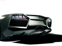 Lamborghini Reventon 2008 poster