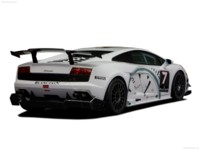 Lamborghini Gallardo LP560-4 Super Trofeo 2009 poster