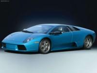 Lamborghini Murcielago 40th Anniversary Edition 2003 poster