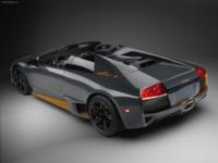Lamborghini Murcielago LP650-4 Roadster 2010 poster