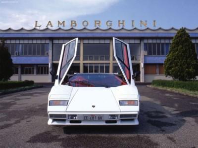 Lamborghini Countach Quattrovalvole 1985 Poster 566251
