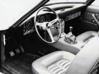 Lamborghini Islero 1968 poster