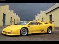Lamborghini Diablo Iota 1995 poster