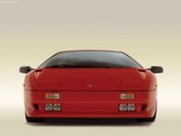 Lamborghini Diablo 1990 poster