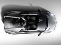 Lamborghini Reventon Roadster 2010 poster