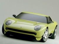 Lamborghini Miura Concept 2006 poster