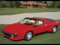 Lamborghini Jalpa 1981 poster