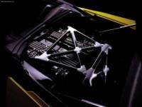 Lamborghini Murcielago Barchetta Concept 2002 poster