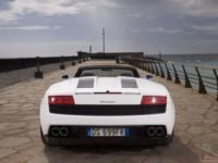 Lamborghini Gallardo LP560-4 Spyder 2009 poster