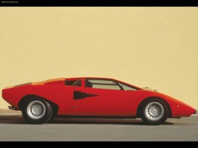 Lamborghini Countach Quattrovalvole 1985 Poster 566648