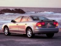 Oldsmobile Alero 2000 poster