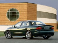 Oldsmobile Intrigue 2002 poster
