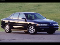 Oldsmobile Intrigue 2000 poster