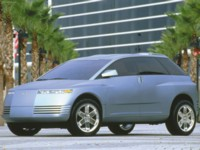 Oldsmobile Recon Concept 1999 poster