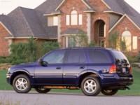 Oldsmobile Bravada 2002 poster