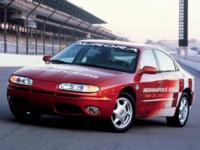 Oldsmobile Aurora Indy Pace Car 2001 poster