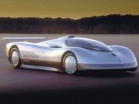 Oldsmobile Aerotech Concept 1988 poster