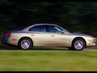 Oldsmobile Aurora 2001 poster
