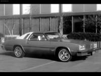Oldsmobile Cutlass S 1976 poster