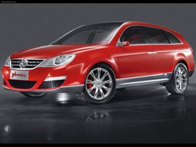 Volkswagen Neeza Concept 2006 poster #569144