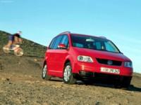Volkswagen Touran 2003 poster