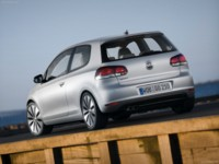 Volkswagen Golf 2009 poster
