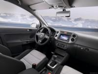 Volkswagen CrossGolf 2011 poster