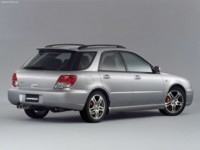 Subaru Impreza Sports Wagon 2004 poster